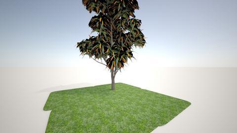 wdwad - Garden - by Hatem30
