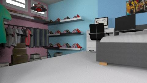 bedroom - Bedroom - by ypramestika