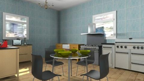 new york kitchen  - by Ellieando