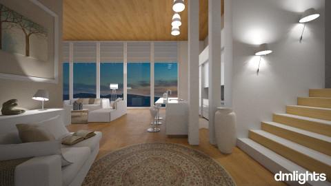 home  - Living room - by sentest