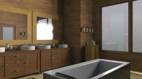 Bathroom - Classic - Bathroom - by sofia_s