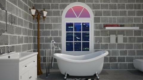 bathroom 1 - Classic - Bathroom - by kaisin