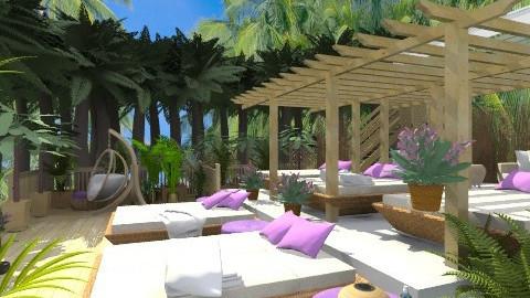Summer terrace2 - Garden - by Gubacsi Judit