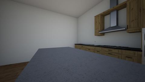 Test - Kitchen - by Bella6446