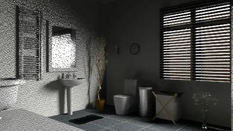Bathroom - Modern - Bathroom - by AmyMcGrane