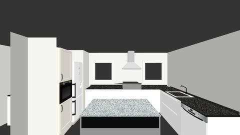 Kokken - Kitchen - by Thomas Morgen Olsson