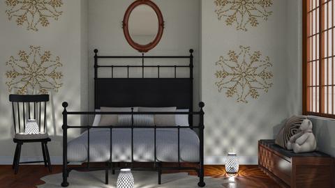 Winter Bedroom Remake - Classic - Bedroom - by millerfam