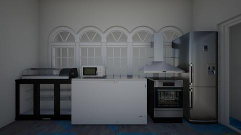 Vocano - Kitchen - by Prakit
