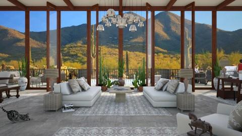 Design 333 Sonoran Desert Home - by Daisy320