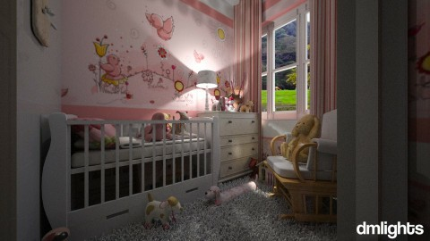 M baby - Kids room - by DMLights-user-1490489