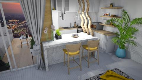 small kitchen - Kitchen - by snjeskasmjeska
