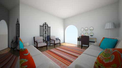 Living room Majlis - Living room - by shaziya