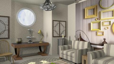 plant & moss1 - Retro - Living room - by FRANKHAM