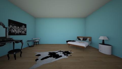 Emma - Glamour - Bedroom - by emmahadley