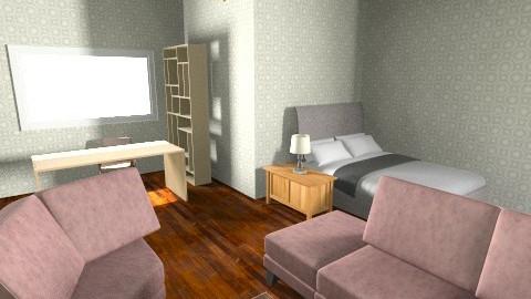 Bedroom1 - Classic - Bedroom - by AliSadeghy