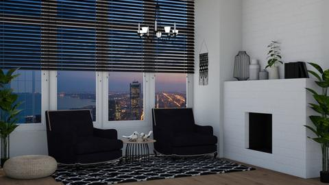 Template Baywindow - Living room - by NEVERQUITDESIGNIT