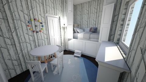 small - Kids room - by ehamlin