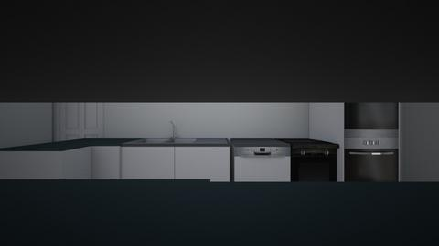 New kitchen - by Kingsley_Cull