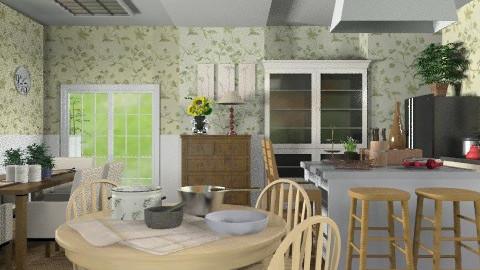 My Darling Kitchen - Vintage - Kitchen - by jackiefruit
