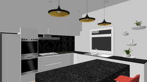 Nite kitchen alternate - Kitchen - by Odilz