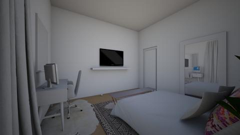 Master Bedroom corner 3 - Bedroom - by Kmstyles84
