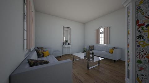 kinda chic - Living room - by derome