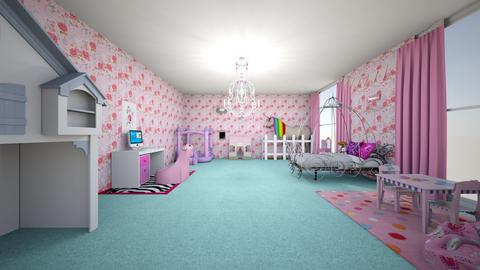 dream - Kids room - by abigail_j_feinberg
