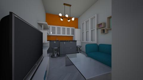 Tiny House  - Kitchen - by mcci2924