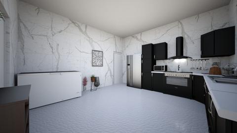home - Kitchen - by christine odey