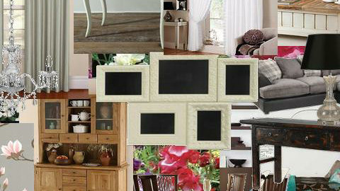 modern mixd with country - Home accessories - by alicia w