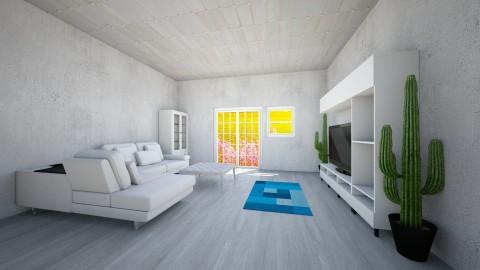 BIG TV - Living room - by javi2014