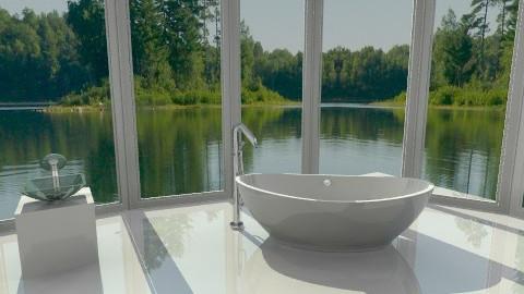 Minimalism - Minimal - Bathroom - by idesine