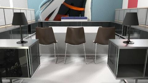 coke room - Modern - Kitchen - by austinajk
