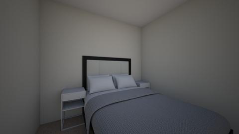 new build bed 3 - by dianedeighton