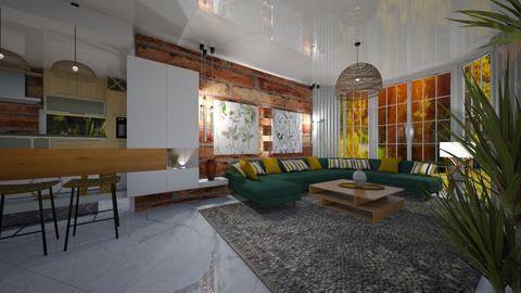 Chrome - Living room - by nanabpf