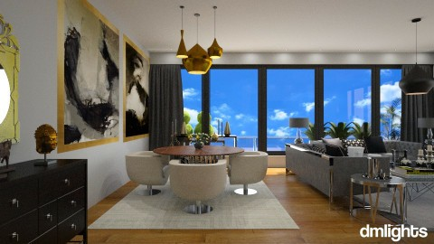 London4 - Living room - by DMLights-user-1060520