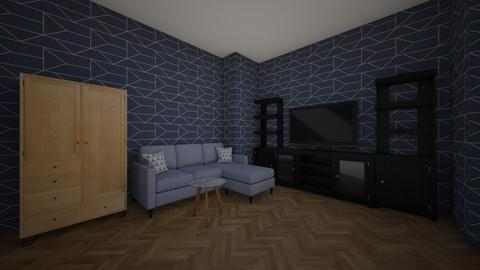 Oda 1 _ - Classic - Living room - by haktan