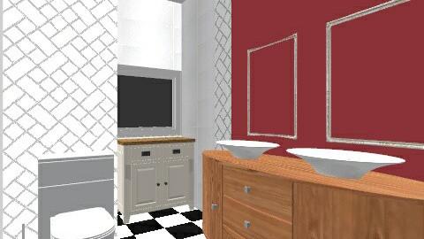 G 1 - Vintage - Bathroom - by jqgprojectmng