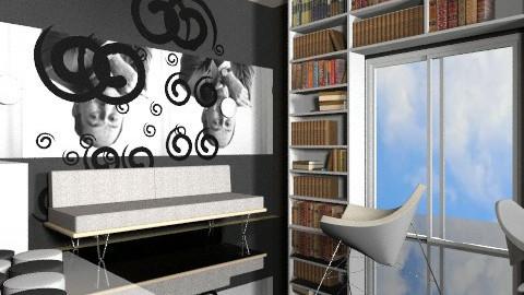 George Nelson 3 - Modern - Office - by FRANKHAM