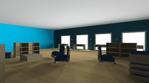 Biblioteca - Minimal - Office - by anne91