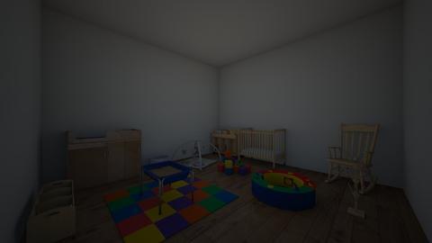 Nice Baby Room - Kids room - by Natcat08