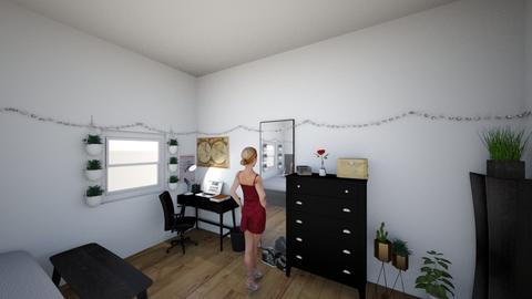 Dream Bedroom - by Malani Ball