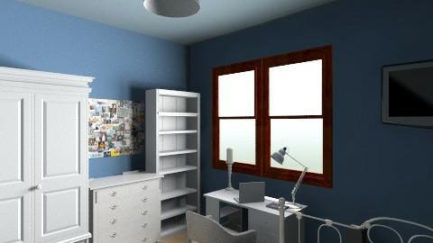 My1 - Bedroom - by MarenE