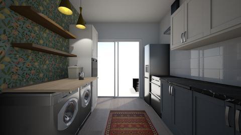 Kitchen View 4 - Kitchen - by kburns