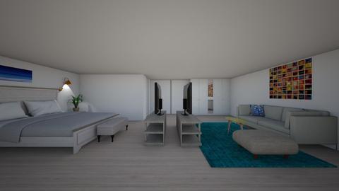 IP Diego 56470 - Modern - Bedroom - by sandy75