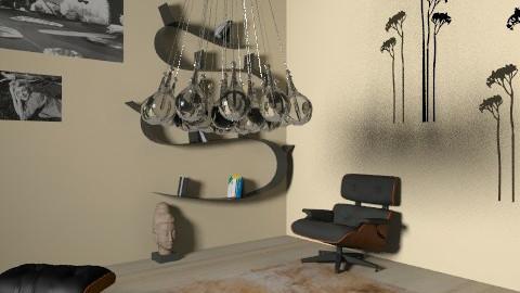 office - Minimal - Office - by sarettina