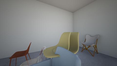 modern house  - by marleybelle17