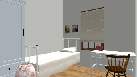 small room need to finish - Bedroom - by bethris