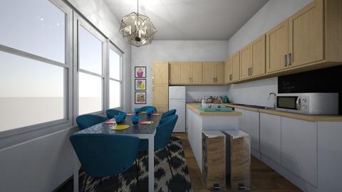 New Kitchen w bthrm 3 - Kitchen - by Kmstyles84