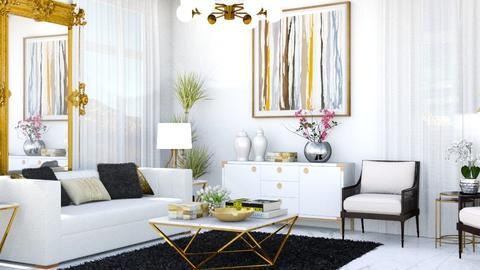 Template 2019 living room - Living room - by Rose Hdz